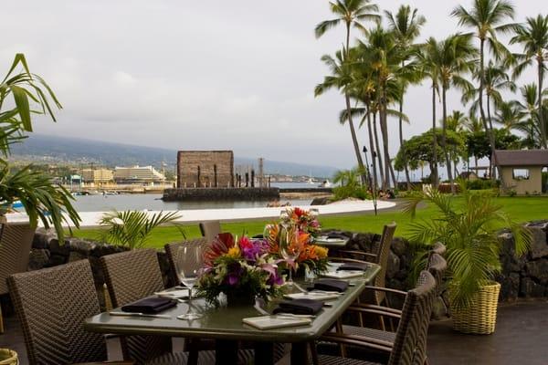Honu S On The Beach Restaurant