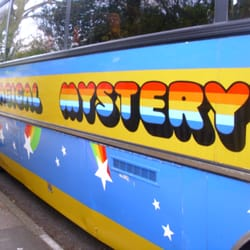 Beatles Magical Mystery Tour, Liverpool, Merseyside, UK
