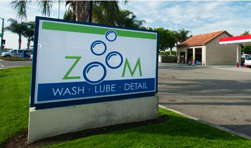 Zoom Car Wash Stockton