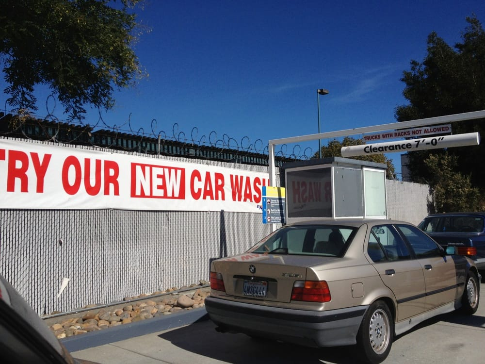 Brushless Car Wash San Rafael