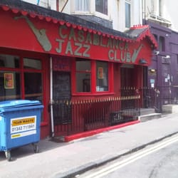 Casablanca Jazz Club, Brighton