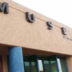 Museo De Las Américas logo