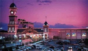 Harrah's casino kansas city hotel