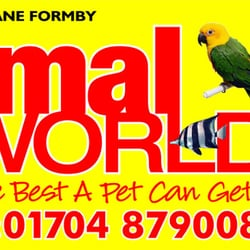 Animal World, Liverpool, Merseyside