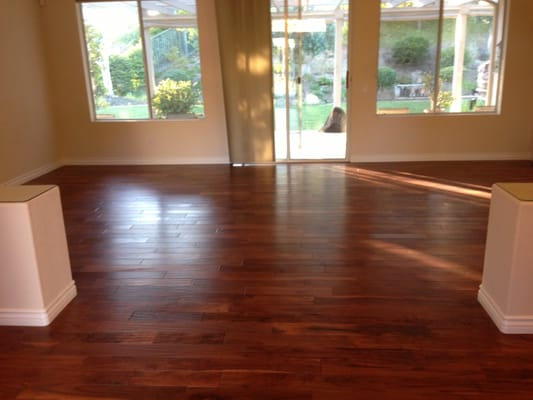 One of the best selling hardwood floors. the Acacia hardwood comes in ...