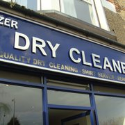 Lazer Dry Cleaners, London