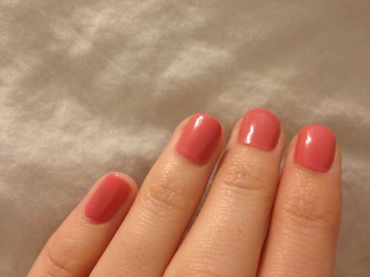 Shellac manicure | Yelp