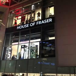 House of Fraser, London, UK