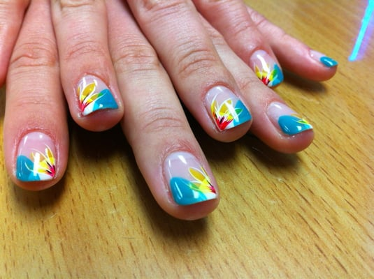 Amazing nail designs by Ty!