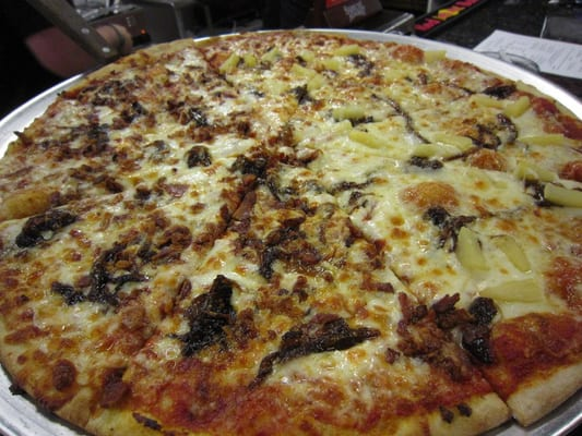 New York Pizza Cafe Des Moines