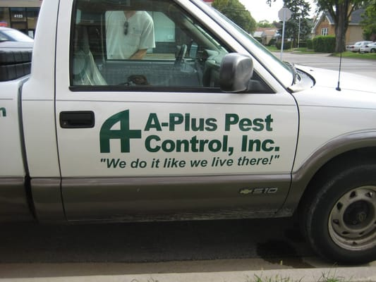 Environmentally Safe-Pest Control: An Interview with Rick Moskovitz, President of A-Plus Pest Control