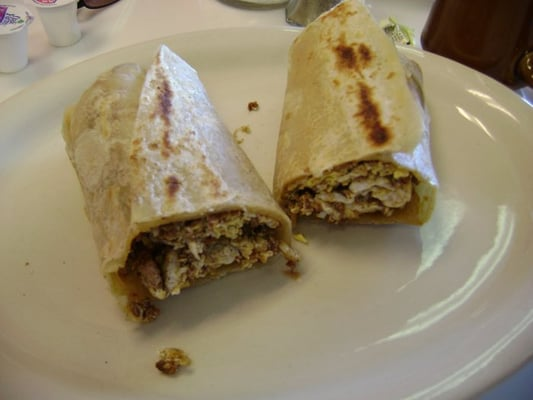 The best chorizo and egg burrito | Yelp