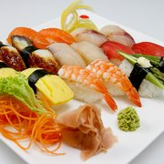 Sushi Catering - Nigiri Selection