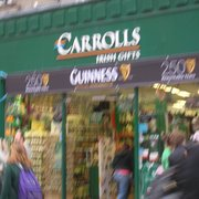Carroll's Irish Gifts, Dublin