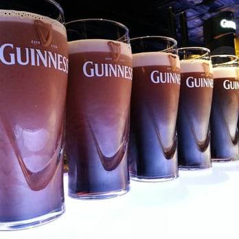 A sneak peak of what the Guinness Connoisseur experience has to offer =)