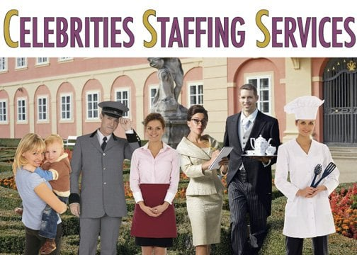 CELEBRITIES CONCIERGE & STAFFING SERVICE