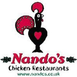 Nandos Chickenland, Basingstoke, Hampshire