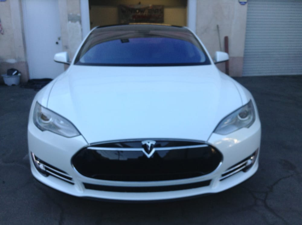 Automotive Divison Dealer 2014 Tesla 3m Crystalline