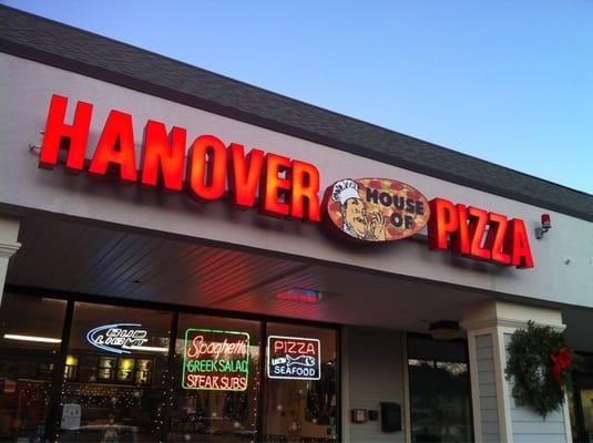 Hanover house of pizza pizza hanover ma usa yelp for The hanover house