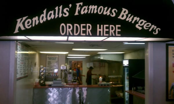Kendall s Burgers  Billy Jack