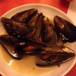 Moules galiciennes
