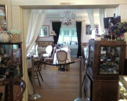 Rose Tree Cottage Tea Room Pasadena