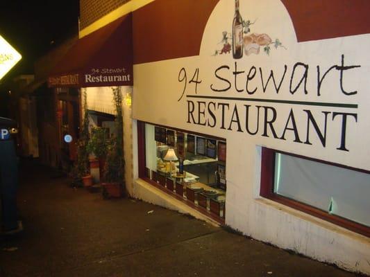 94 Stewart Restaurant