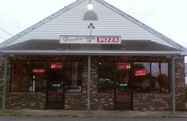 Pizza Restaurants Middleboro Ma