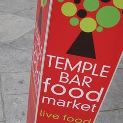 Temple Bar Food Market, Dublin