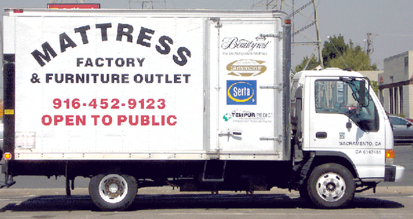 Mattress factory furniture outlet mattresses for Furniture and mattress factory