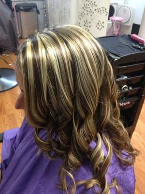 Blonde Highlights. | Yelp