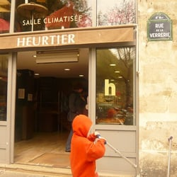Boulangerie Heurtier, Paris, France