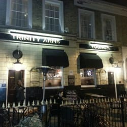 Trinity Arms, London, UK