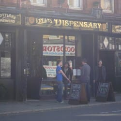 Kelly's Dispensary, Liverpool, Merseyside