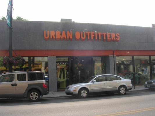 Clothes stores Chicago urban clothing stores