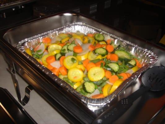 Seasoned Steamed Vegetables (Thanksgiving 2011) | Yelp