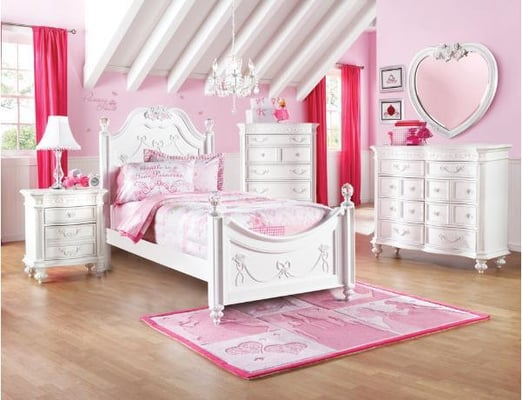 disney princess collection bedroom set now available at all easylife