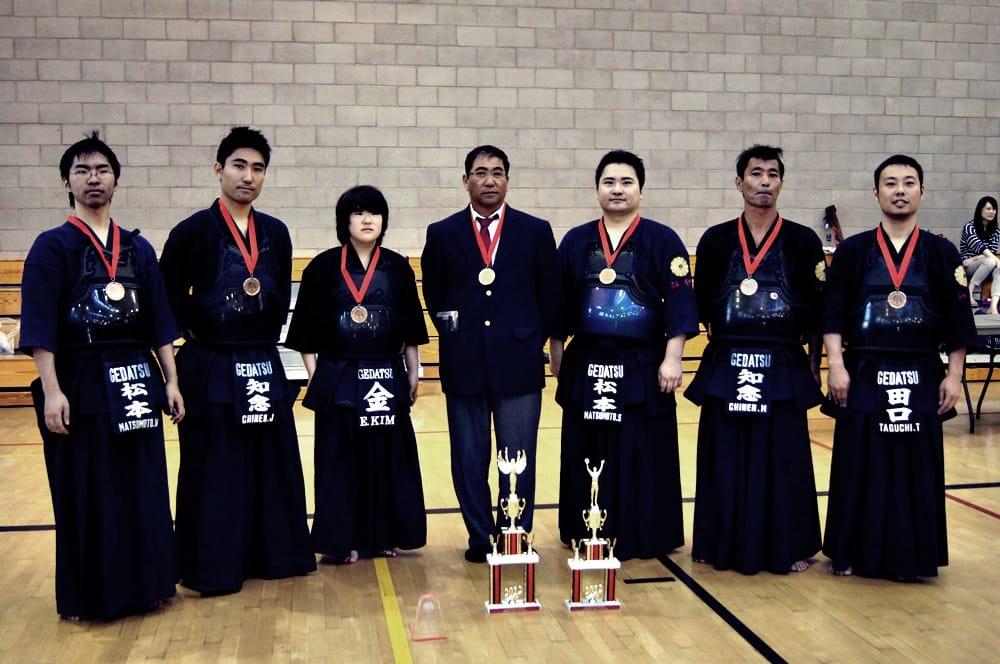 2012 sckf team champ gedatsu usa kendo dojo yudansha took for Kendo dojo locator