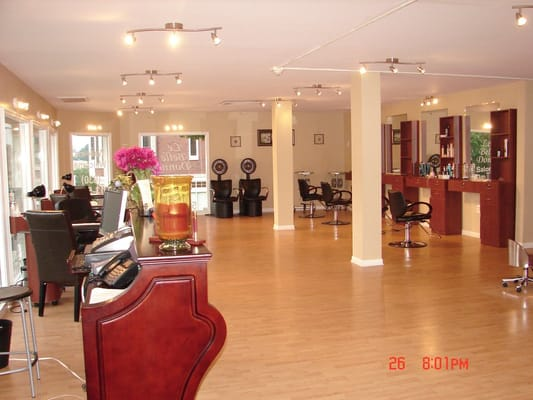 Le belle donne salon day spa st charles il for Le belle salon