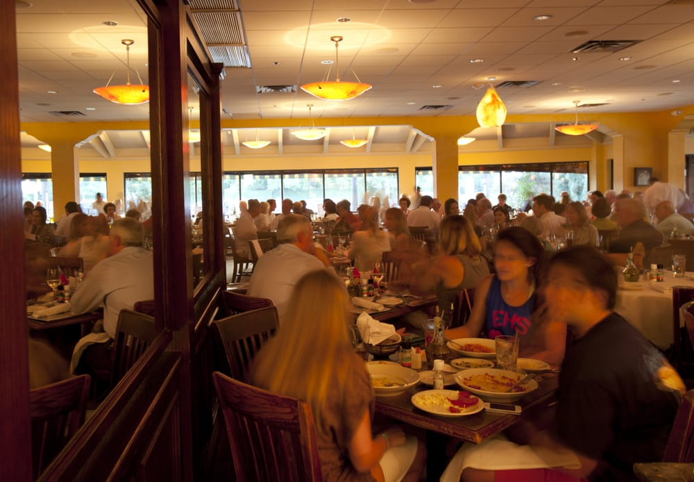 Looking for a great Italian restaurant? Bring your family and friends to the Carrabba's Italian Grill location in Houston (Katy Freeway) today and enjoy classic Italian dishes!Cuisine: Italian.