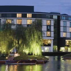 The Ritz-Carlton sets the standard for hotels in Wolfsburg