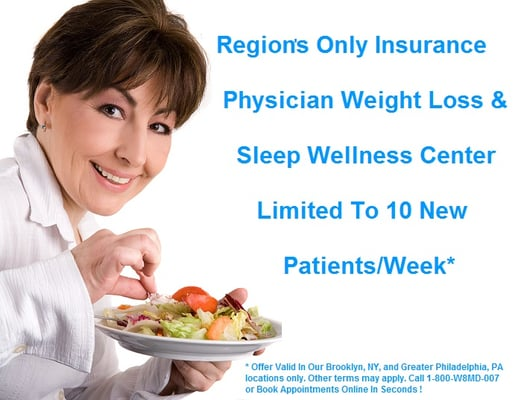 safe weight loss program philadelphia and new york city
