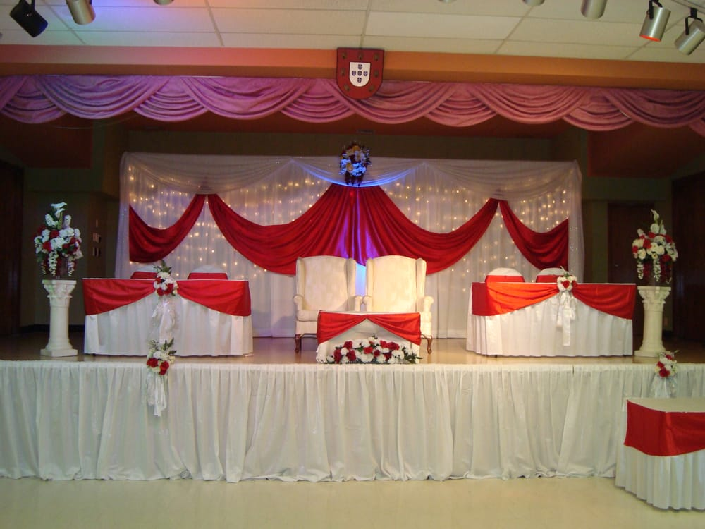 Wedding decoration wedding stage decoration wedding for Backdrops for stage decoration