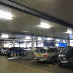 Car Park of ikea...