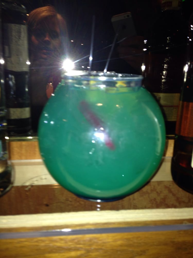 Fish bowl drink yelp for Fish bowl drinks near me