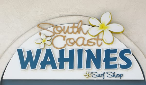 South Coast Wahines Pacific Beach
