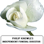 Philip Knowles Funeral Service