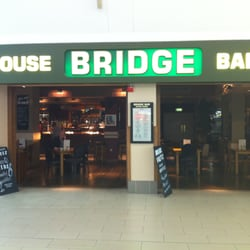 Bridge Bar Eating House, London Gatwick, West Sussex