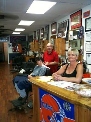 Barber Shop Boca Raton : Downtown Barber Shop - Barbers - Gainesville, FL - Reviews - Photos ...
