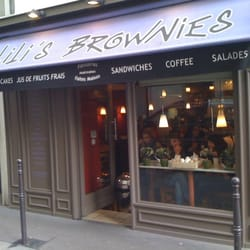 Lili's Brownies, Paris, France